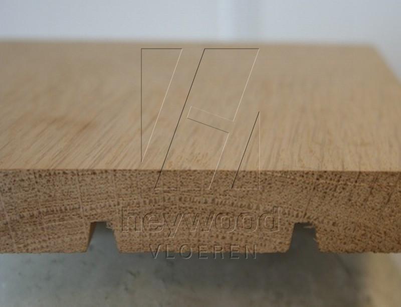 Houten Vloer Massief : Massief eiken houten vloeren van der heijden vloeren
