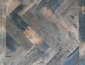 Bordeaux Herringbone 120x600mm