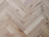 Herringbone Oak Rustic-A Osmo oiled